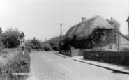 Great Shefford, Post Office Corner c.1960