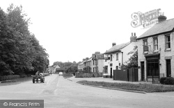 High Street c.1955, Great Shelford
