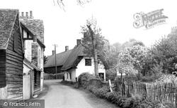 Kings Mill Lane c.1955, Great Shelford