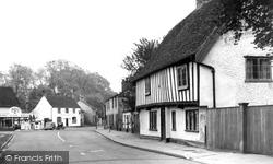 Oak Cottage c.1955, Great Shelford