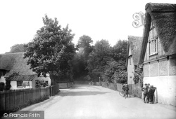 Great Shelford, Village 1914