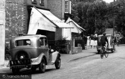 Woollards Lane c.1955, Great Shelford