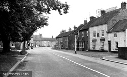 Great Smeaton, The Black Bull c.1955