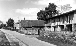 Great Somerford, Dauntsey Road c.1955