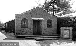 Great Somerford, The Apostolic Church c.1955