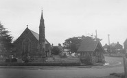 Great Sutton, Church c1965