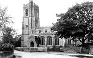 Great Waldingfield, the Church 1900