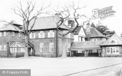 Great Warford, Ancoats Convalescent Home c.1955