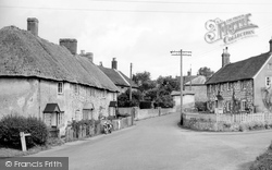 Great Wishford, The Village c.1955