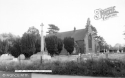 The Chapel c.1960, Great Witley