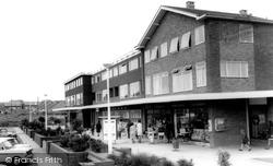Shopping Precinct c.1965, Great Wyrley