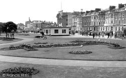 Anchor Gardens c.1955, Great Yarmouth