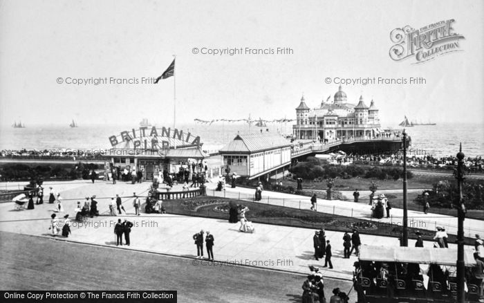 Photo of Great Yarmouth, Britannia Pier 1904