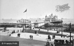 Great Yarmouth, Britannia Pier 1904