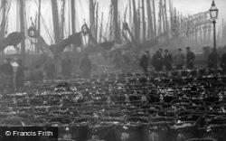Fish Market c.1900, Great Yarmouth