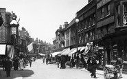 Great Yarmouth, King Street 1896