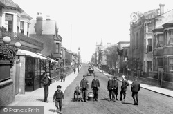 Regent Road 1896, Great Yarmouth