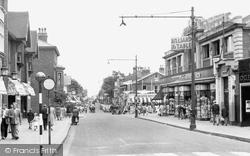 Regent Road c.1955, Great Yarmouth