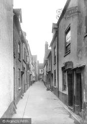 Row 1922, Great Yarmouth