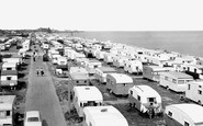 Great Yarmouth, South Denes Camp c1960
