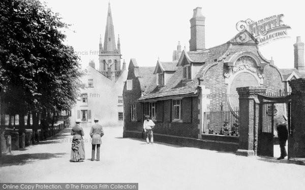 Great Yarmouth, The Fishermen's Hospital 1887