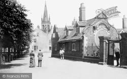 The Fishermen's Hospital 1887, Great Yarmouth