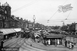 The Market 1922, Great Yarmouth