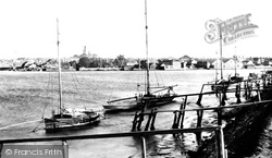 The River Yare 1887, Great Yarmouth