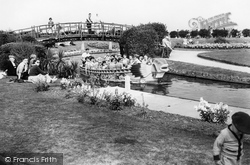 The Waterways c.1957, Great Yarmouth