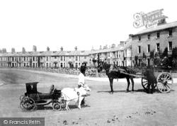Trafalgar Terrace 1887, Great Yarmouth