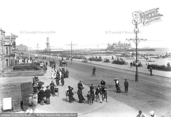 Photo of Great Yarmouth, Wellington Gardens 1904
