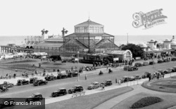 Wellington Pier And The Winter Garden c.1955, Great Yarmouth
