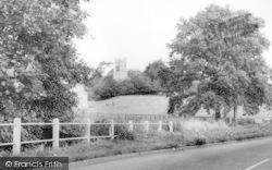 Great Yeldham, Church Hill c.1960