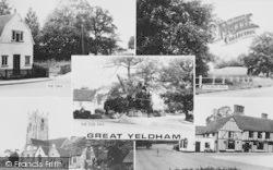 Great Yeldham, Composite c.1960
