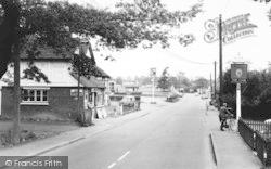 Great Yeldham, High Street c.1960