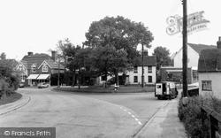 Great Yeldham, The Green c.1960