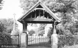 Great Yeldham, The Lychgate c.1960