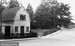 Great Yeldham, The Oak c.1960