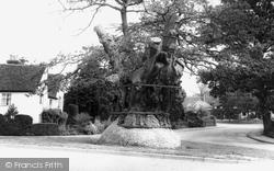 Great Yeldham, The Old Oak c.1960