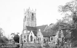 Great Yeldham, The Parish Church c.1960
