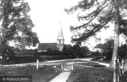 Greatham, 1901