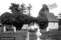 Greatham, Old Church 1901