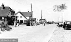 Coast Drive c.1955, Greatstone-on-Sea