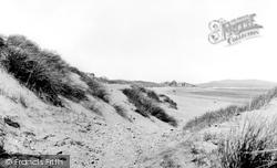 Sand Dunes c.1955, Greatstone-on-Sea