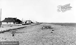 The Beach c.1955, Greatstone-on-Sea