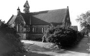 Green Hammerton, Church of St Thomas c1965