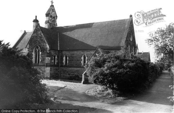 Photo of Green Hammerton, Church of St Thomas c1965