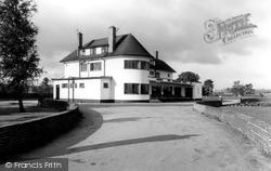 Green Hammerton, Hammerton Hotel c.1965