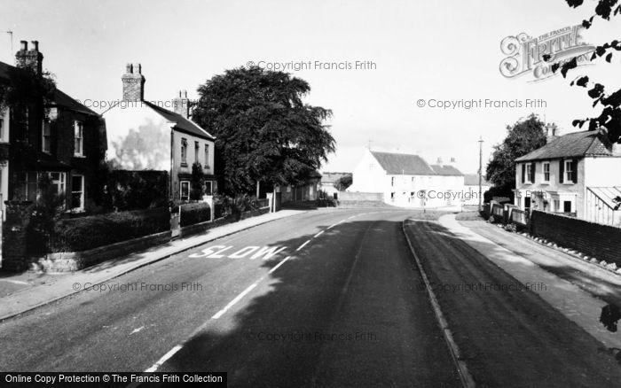 Photo of Green Hammerton, Main Street c.1965