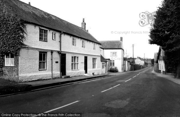Photo of Green Hammerton, Main Street c.1965